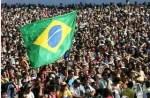 Marcha para Jesus e shows de música gospel acontece na zona norte da capital paulista