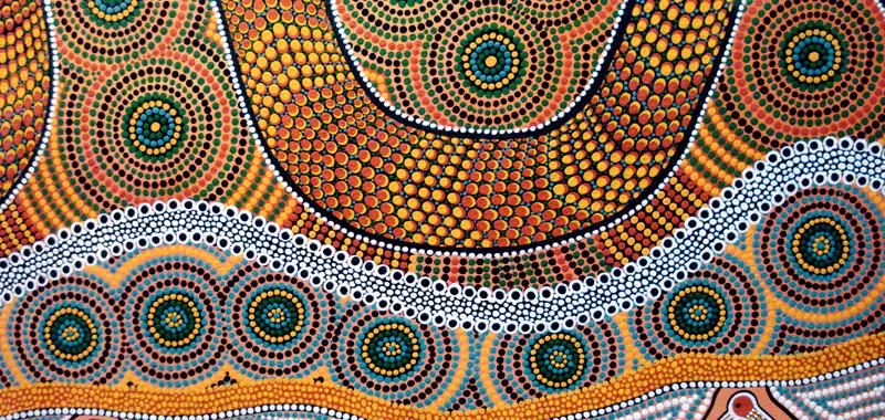 Australian Dreamtime, el Tiempo del Sueño