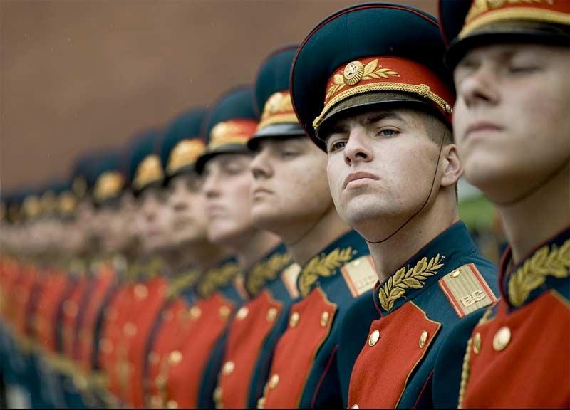 soldado ruso rusia