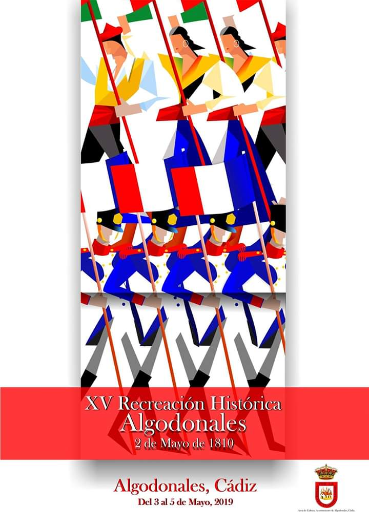 """RECREACIÓN HISTÓRICA """"ALGODONALES, 2 MAYO"""",Del 03 al 05 de Mayo de 2019, ALGODONALES, Adondevoyconmifamilia"""