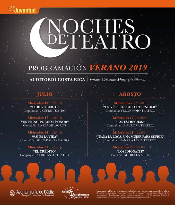 Noches de Teatro (Cádiz)