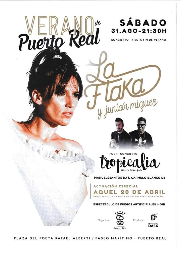 Fin Verano 2019 Puerto Real