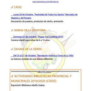 049 Agenda semanal familiar 25 al 31 oct 2019