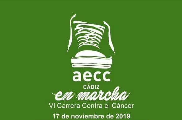 VI CARRERA CONTRA EL CÁNCER Familia con Niños (CÁDIZ) Domingo 17 de Noviembre de 2019