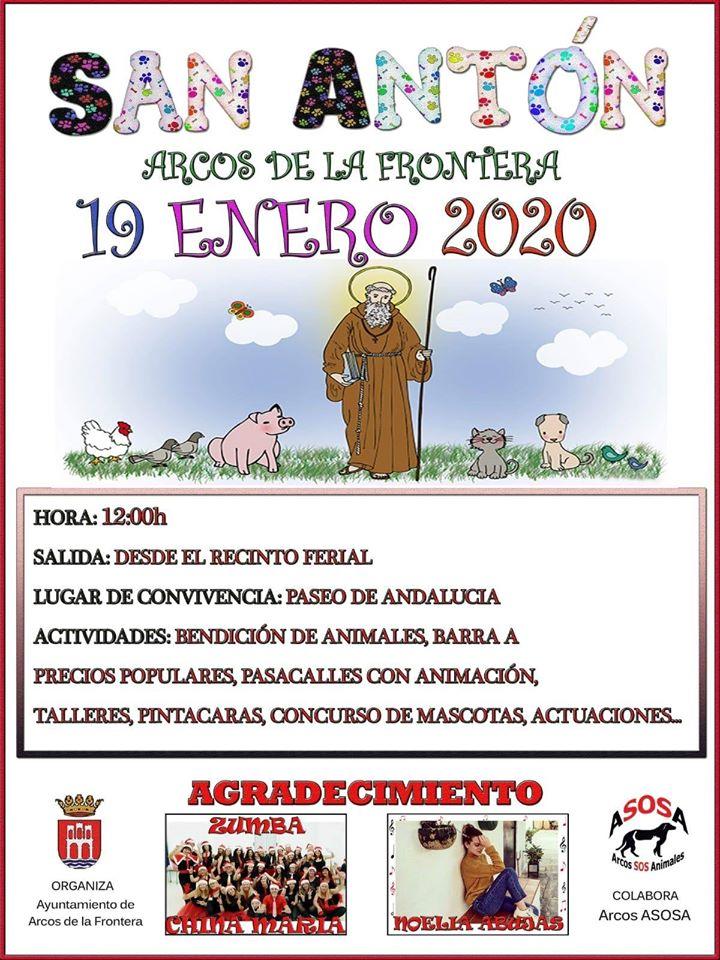 IV San Antón (Arcos) 20 de Enero de 2020