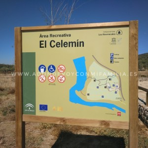 """Área Recreativa """"El Celemín"""" (Benalup-Casas Viejas)"""