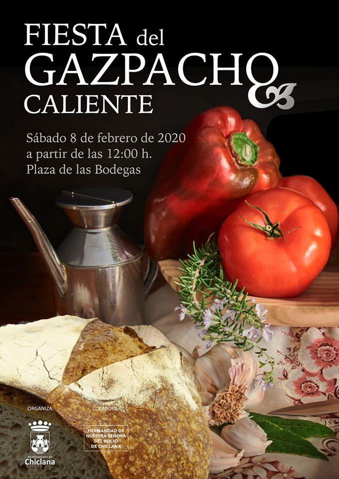 FIESTA DEL GAZPACHO CALIENTE Familia con Niños (CHICLANA)