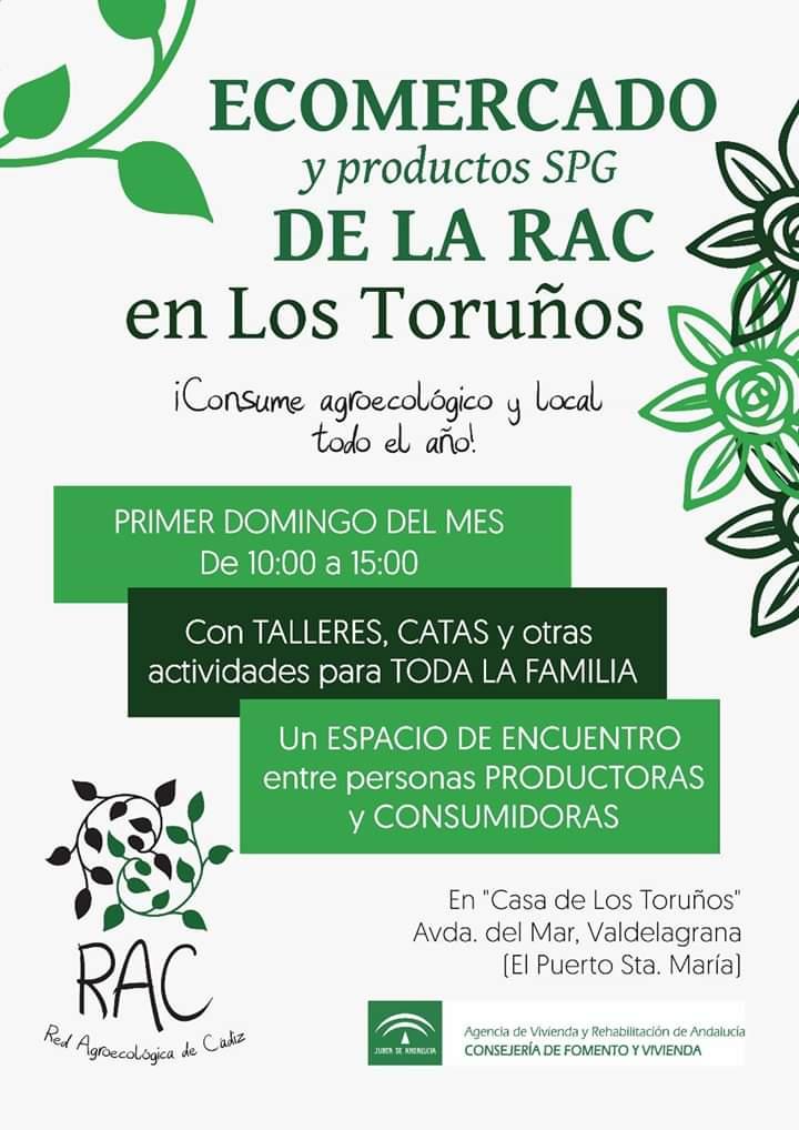 ECOMERCADO DE LA RAC Familia con Niños (EL PUERTO DE SANTA MARÍA)