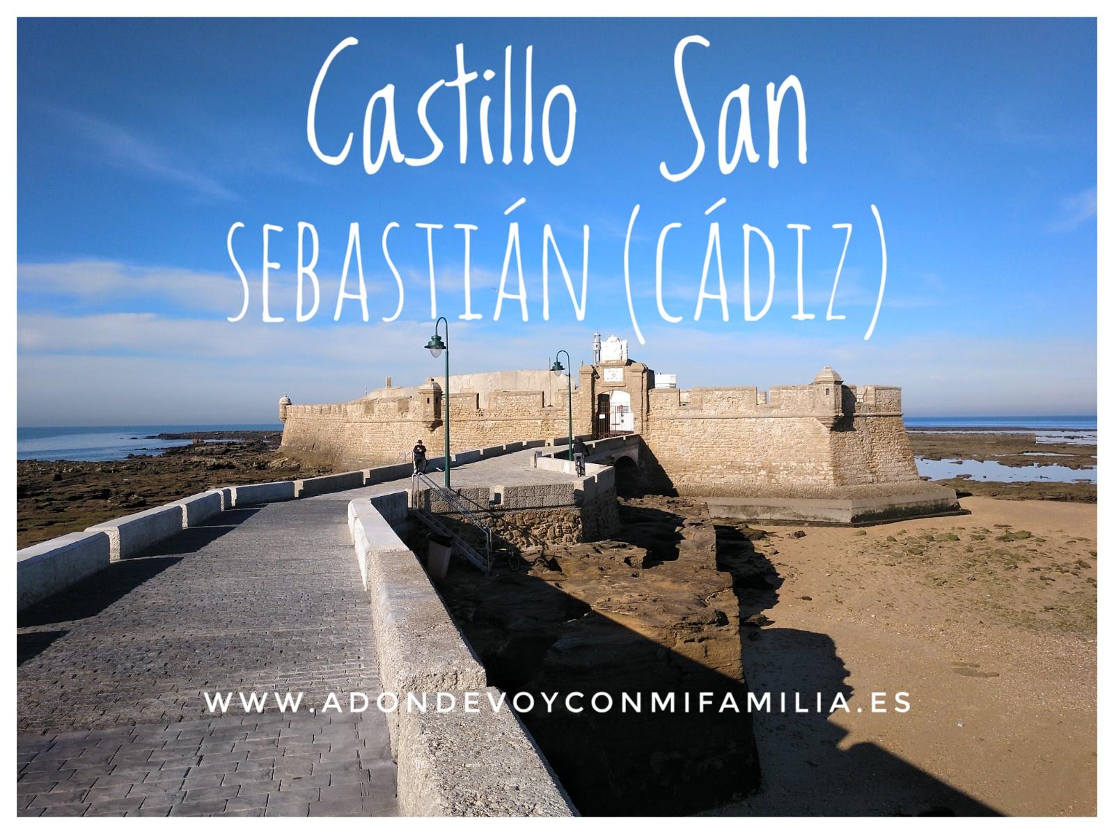 Castillo de San Sebástian (Cádiz)