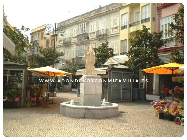 plaza de las flroes adondevoyconmifamilia