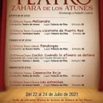 Festival teatro Zahara atunes julio 2021