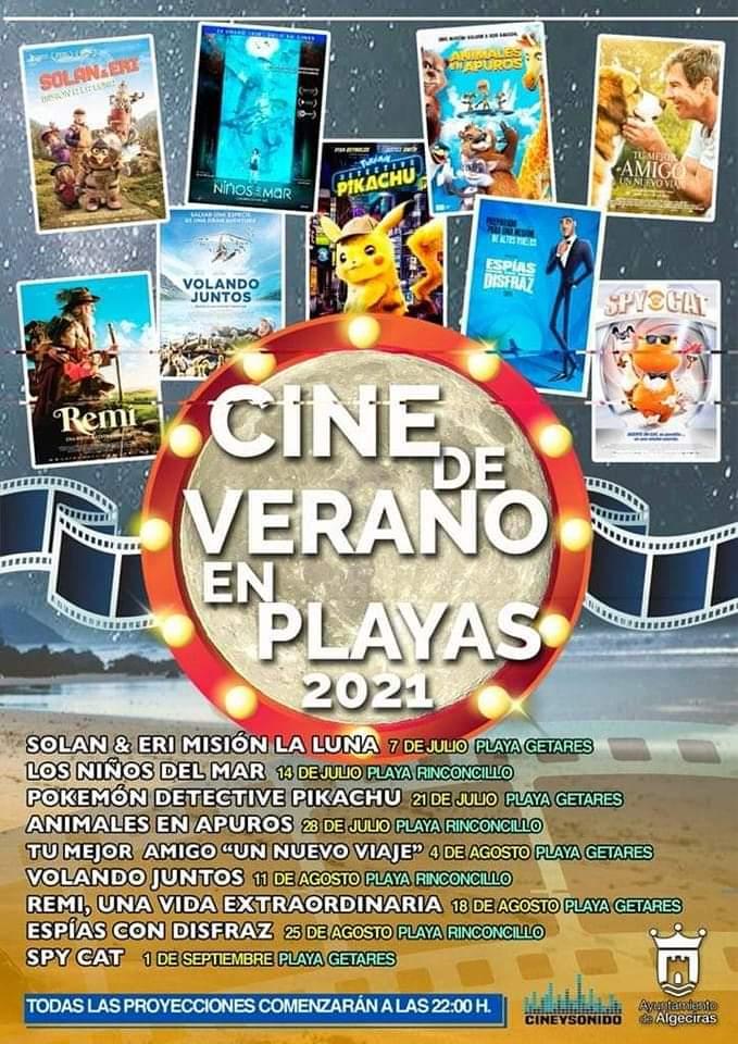 cine de verano algeciras 2021