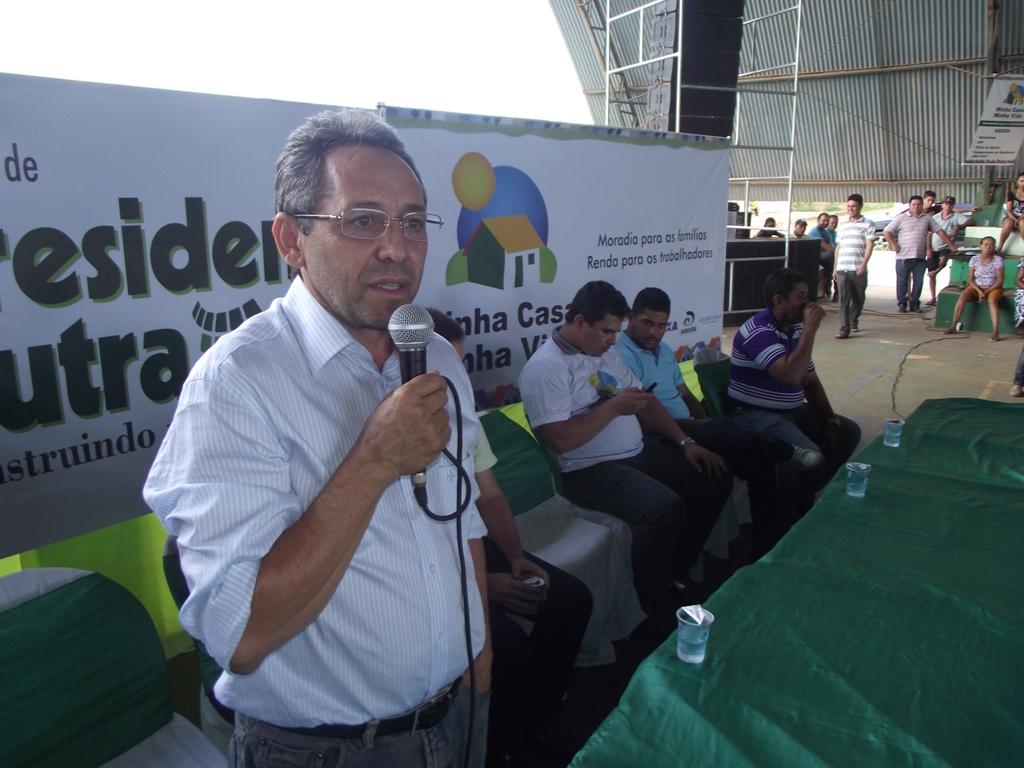 Juran Carvalho - Prefeito de Presidente Dutra.