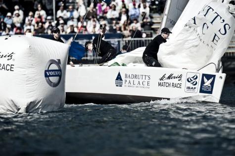 © Loris von Siebenthal/St.Moritz Match Race 2011