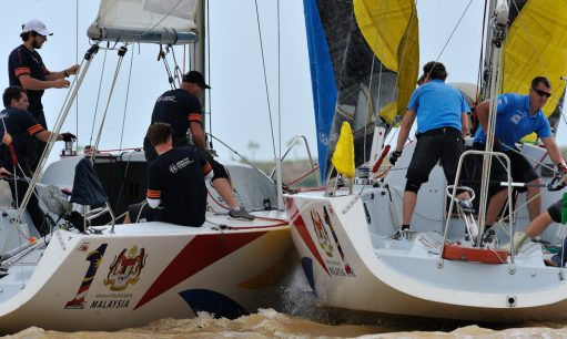 World Match Racing Tour - Monsoon Cup