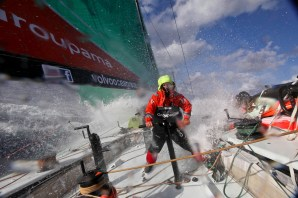 © Yann Riou/Groupama Sailing Team