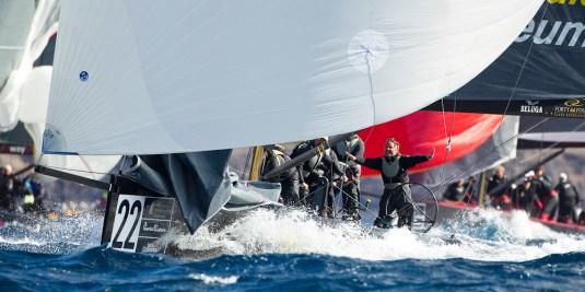 Puerto Calero, 10/02/12RC44 Puerto Calero Cup© Carlo Borlenghi