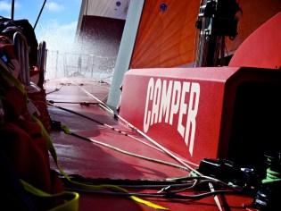 © Hamish Hooper/CAMPER ETNZ