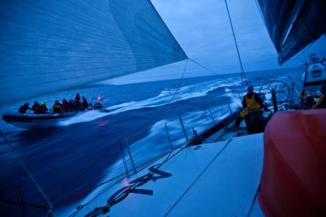 Nick Dana/Abu Dhabi Ocean Racing/Volvo Ocean Race