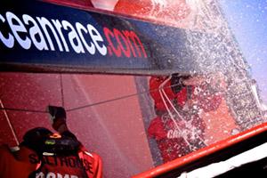 Hamish Hooper/CAMPER ETNZ/Volvo Ocean Race