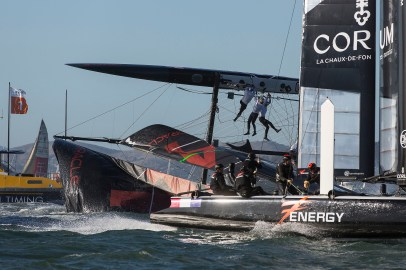 © Guilain Grenier / ORACLE RACING TEAM