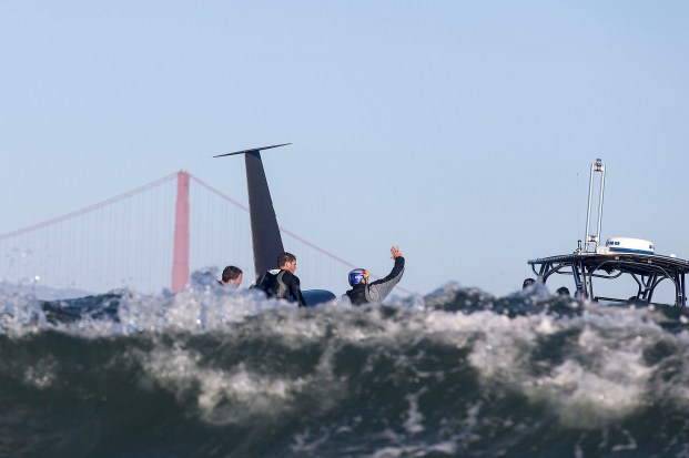 © Guilain Grenier / ORACLE TEAM