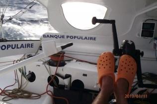 © Armel le Cléac'h / Banque Populaire