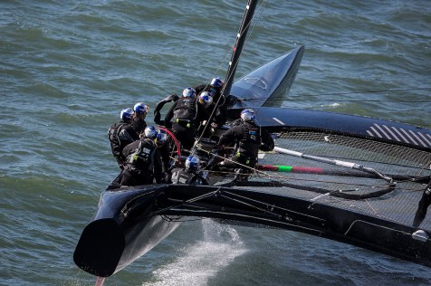 © Oracle Team USA / Guilain Grenier