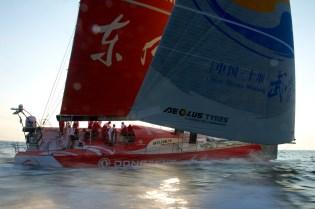 © Yvan Zedda/Dongfeng Race Team