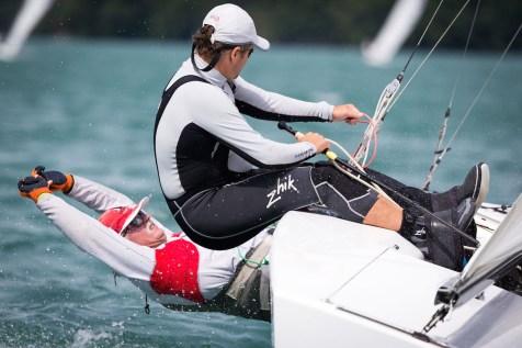 © Marc Rouiller/Star Sailors League 2014