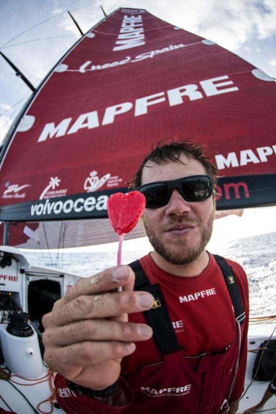 © Francisco Vignale/MAPFRE/Volvo Ocean Race
