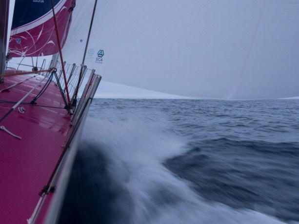 © Corinna Halloran/Team SCA/Volvo Ocean Race