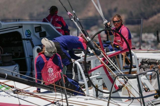 © Charlie Shoemaker/Volvo Ocean Race