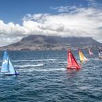 November 14, 2014. Practice Race in Cape Town.