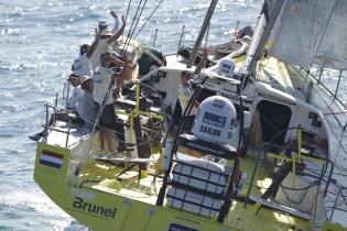 course au large vo65 volvo ocean race 2014 leg02 MAPFRE Ainhoa Sanchez 4288