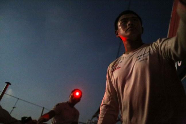 Liu Xue aka Black in the full moon light