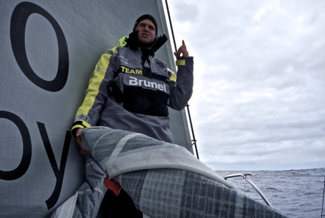 © Stefan Coppers/Team Brunel/Volvo Ocean Race