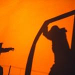 2014-15, Leg5, OBR, ONBOARD, TEAM ALVIMEDICA, VOR, Volvo Ocean Race, silhouette