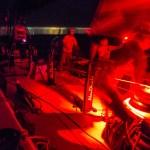 2014-15, Abu Dhabi Ocean Racing, Leg6, OBR, VOR, Volvo Ocean Race, onboard, night, torch, red light