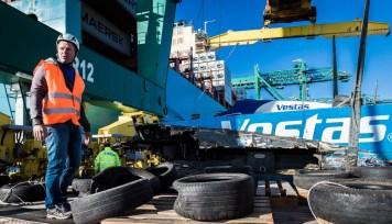 Arrival, Genoa, Italy, OBR, Ocean, Race, Ship, VOR, Vestas, Volvo