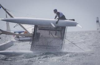 46 Trofeo S.A.R. Princesa Sofia, 46th Princesa Sofia Trophy, Jesus Renedo, Nacra 17, Nacra 17 SWE SWE-153 31 Ida SVENSSON Rasmus ROSENGREN, olympic sailing, sailing