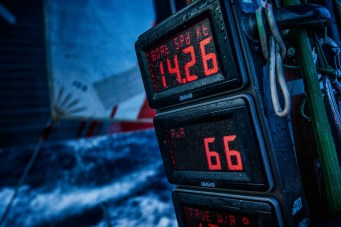 2014-15, Leg7, ONBOARD, TEAM ALVIMEDICA, VOR, Volvo Ocean Race, instruments, boat speed