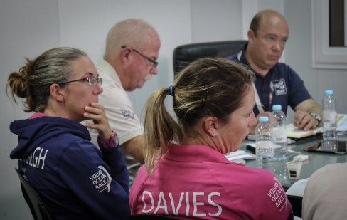 Volvo Ocean Race, VOR, 2014-15, hearing, ISAF, jury, protest, Team SCA, Dongfeng Race Team, MAPFRE