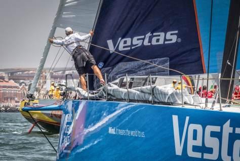 2014-15, InPort, Lisbon, Portugal, Team Vestas Wind, Volvo Ocean Race