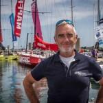 2014-15, France, Lorient, Loïck Peyron, Village, Volvo Ocean Race, face, portrait