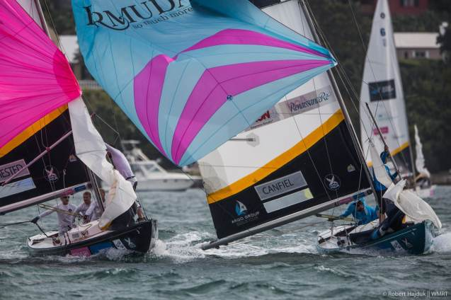 D1 - Qualifying, Argo Group Gold Cup, Bermuda, Hamilton