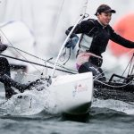 2016, Nacra 17, Olympic Sailing, Sailing World Cup, Sea, SUI 220 Matias Buhler Matias SUIMB18 Nathalie Brugger SUINB1, World Sailing, WSC Miami 2016