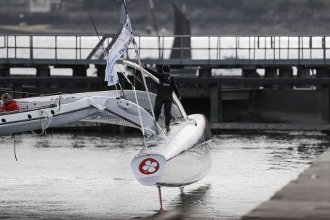 The Transat Bakerly, The Transat, St Mlo, Prologue, France, Offshore, Solo
