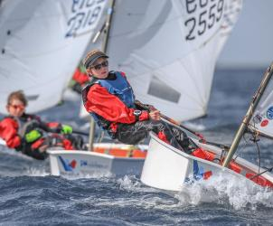 2016 SNIM Dériveurs, Dériveurs voile olympique***Dinghies Olympic Series, Optimist***Optimist