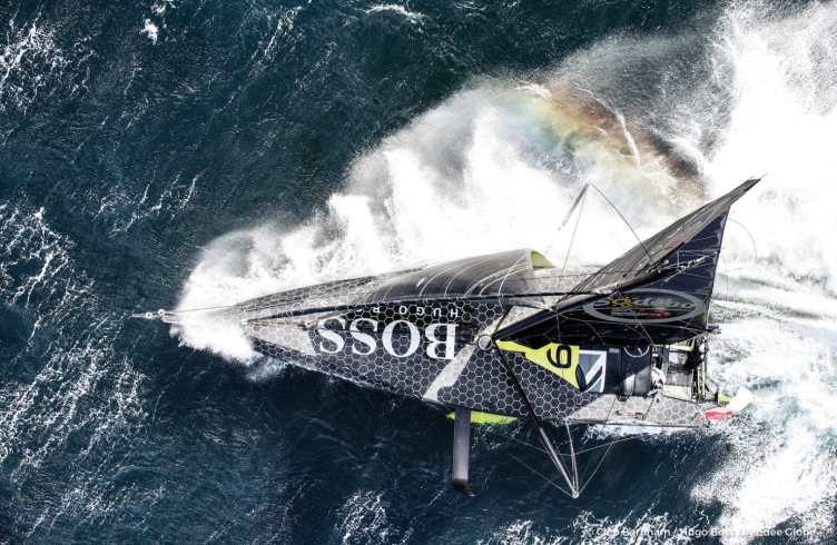 septembre, medium, banque images, photos, aerial, helico, forfait, voile, sailing, mer, sea, action